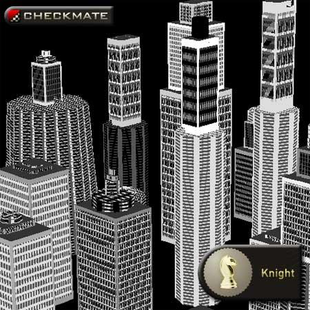 Cityscape 3D